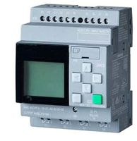 New Original 6ED1052 1MD08 0BA0 Full Replace 6ED1052 1MD00 0BA8 LOGO 12 24RCE PLC With Display