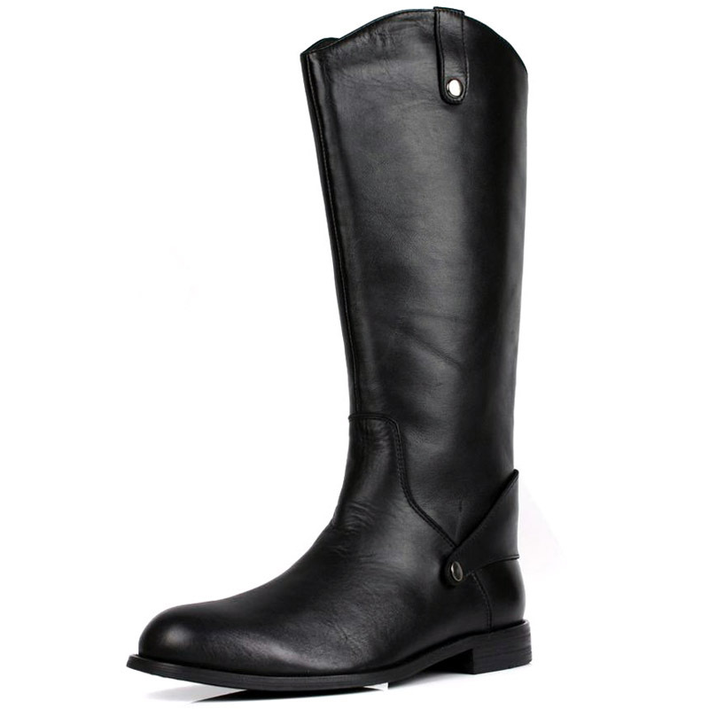 Popular Knee High Work Boots-Buy Cheap Knee High Work Boots lots ...