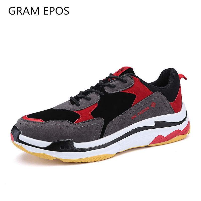 GRAM EPOS Size 39-44 High Quality 2018 New Lightweight Breathable Mens Casual Shoes Adult Casuals Shoe Men couples Shoes