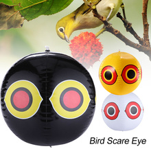 Latex Tree Bird Scare Balloon Creative Realistic Bird Decoy Scarecrow Hunting Decoy Decor radiator grille case for honda civic 4d 2006 2008 2010 abs plastic tuning decor design sports styles car styling car accessories