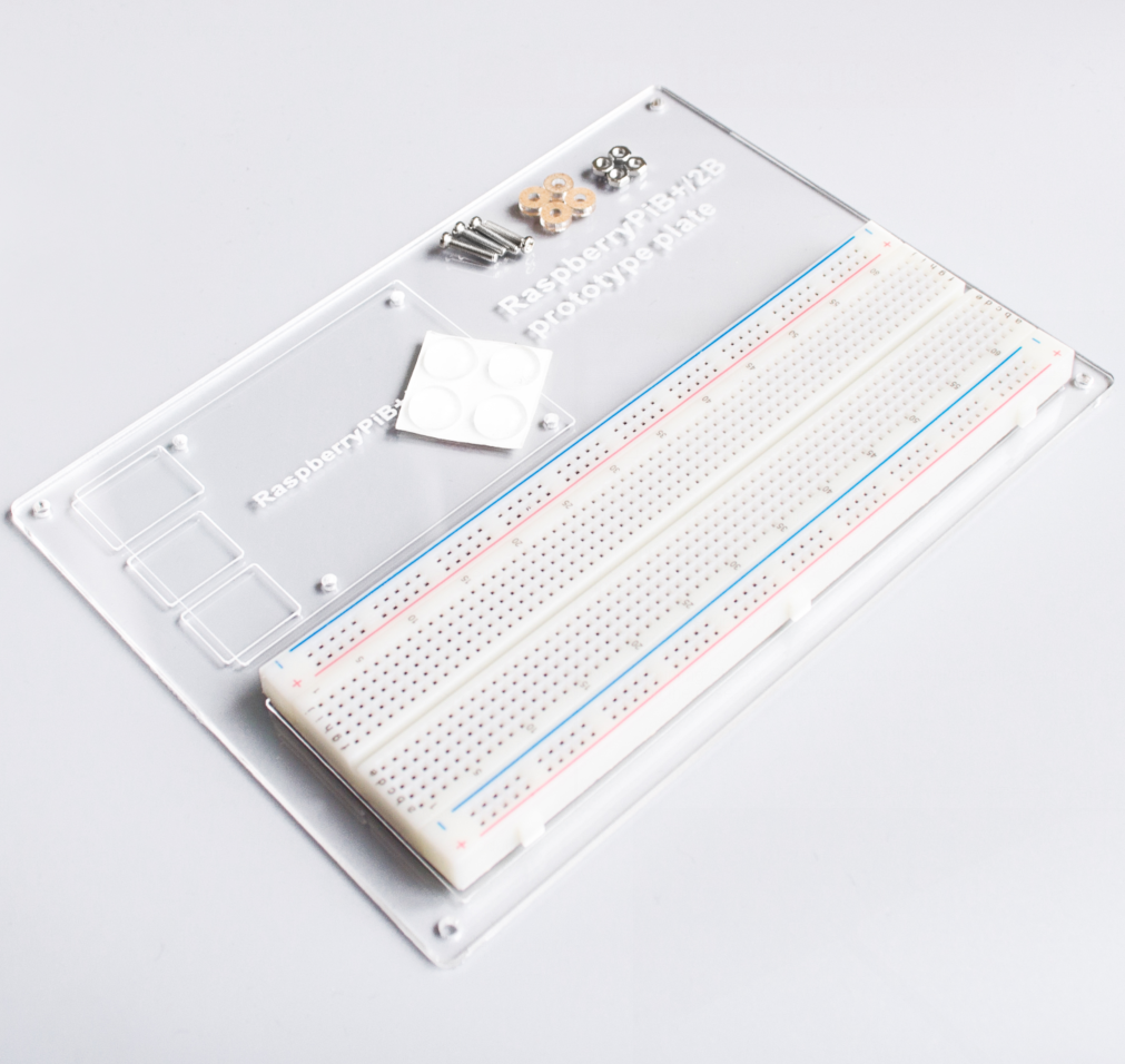 visit page of arduino on a prototype board