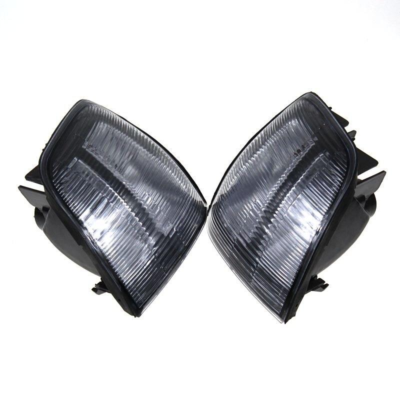 LARBLL New Pair Left Right Front Corner Turn Signal lamp Light for Mitsubishi Pajero Montero 1997