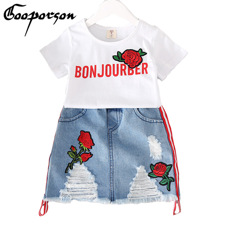 Rose Fashion Store Home: Aliexpress.com : Buy 2019 New Brand Kids Girl Rose Clothes