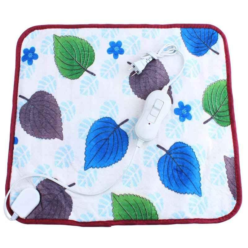 40*40 см 20 Вт собака кошка электрическая греющая Подушка температура регулируемая кровать для домашних животных одеяло щенок котенок коврик с подогревом для кролика Коврик LBShipping