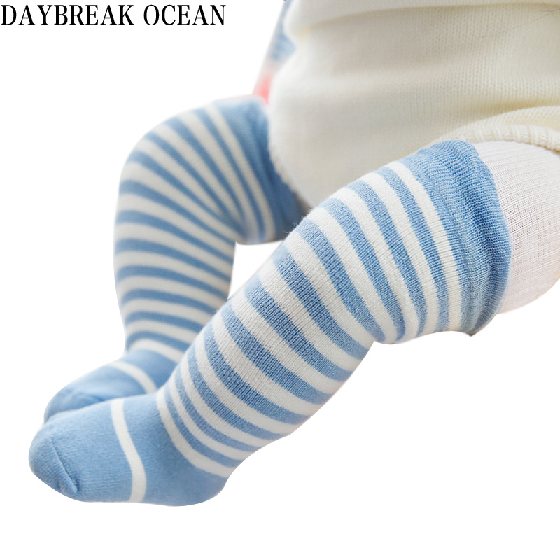 Newborns Baby Loose Rib Top Striped 0-12M Soft Cotton Thicken Warm Terry Socks For Toddler 2017 Autumn Winter Kids Infant Socks