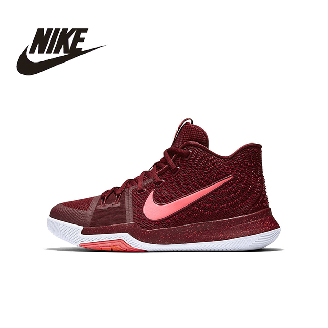 NIKE Original New Arrival Womens Basketball Shoes Stability Breathable  Comfortable High Quality For Women#859466
