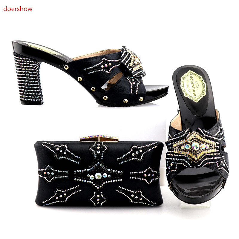 Good Looking Italian Shoes With Matching Bags African Shoes and Bag To Match Wedding Shoes and Bag Sets For Party OP1-1 пижама laete laete mp002xw1b0ix