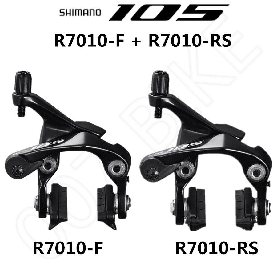 """/""""Shimano 105 BR-R7010-F Avant Étrier De Frein Direct Mount-Black"""