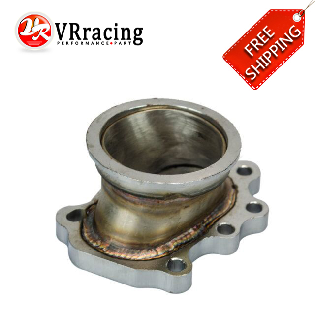 цены FREE SHIPPING TURBOCHARGER ADAPTOR FLANGE T25 T28 GT25 GT28 5 BOLT to 2.5