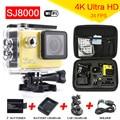 Yagoo Novo 4 K câmera de Ação Wi-fi 2 polegada Extreme Sports câmera de vídeo DV NOVATEK NT96660 capacete mini cam à prova d' água