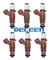 96lb Fuel Injectors For Toyota 1JZGTE Supra 7MGE 7MGTE 1000cc Turbo Top feed