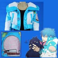 Athemis Dramatical Murder Seragaki Aoba Coat Anime Cosplay Costume Custom Made Any Size High Quality