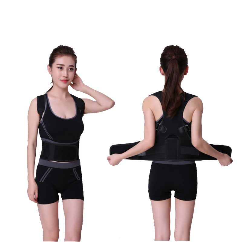 Women Men Medical Posture Corrector Adult Children Back Support Belt Corset Orthopedic Brace Shoulder Correct