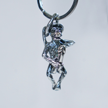 Male Penis Pendant Key Chains For Men Women Silver Color Metal Alloy Fashion Genitals Bag Charm Car Keychain Key Ring Keyring цена