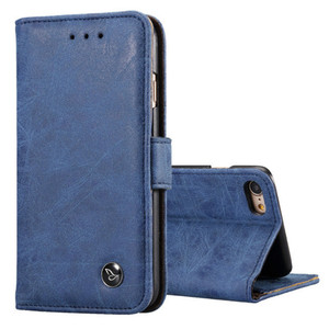Image 5 - Luxury leather Flip Phone case for iphone 6 7 8 s plus iphone x magnetic wallet cases full cover dirt resistant with card Cash