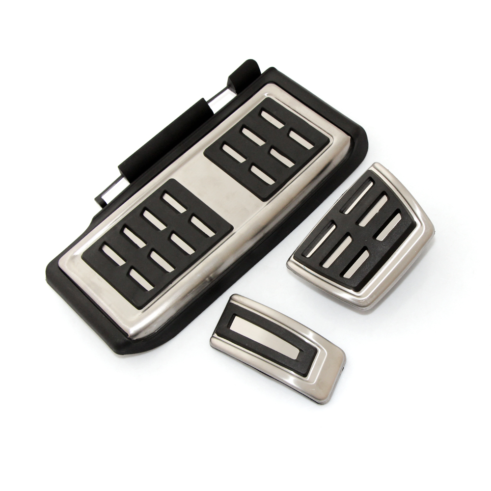 Seat Leon 5f original pedalset pedales pedal tapas Cupra 4 Drive pedal pads Caps