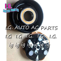 New AC Compressor Hub With Pulley For VW Bora For Skoda Oktavia Hub Pulley