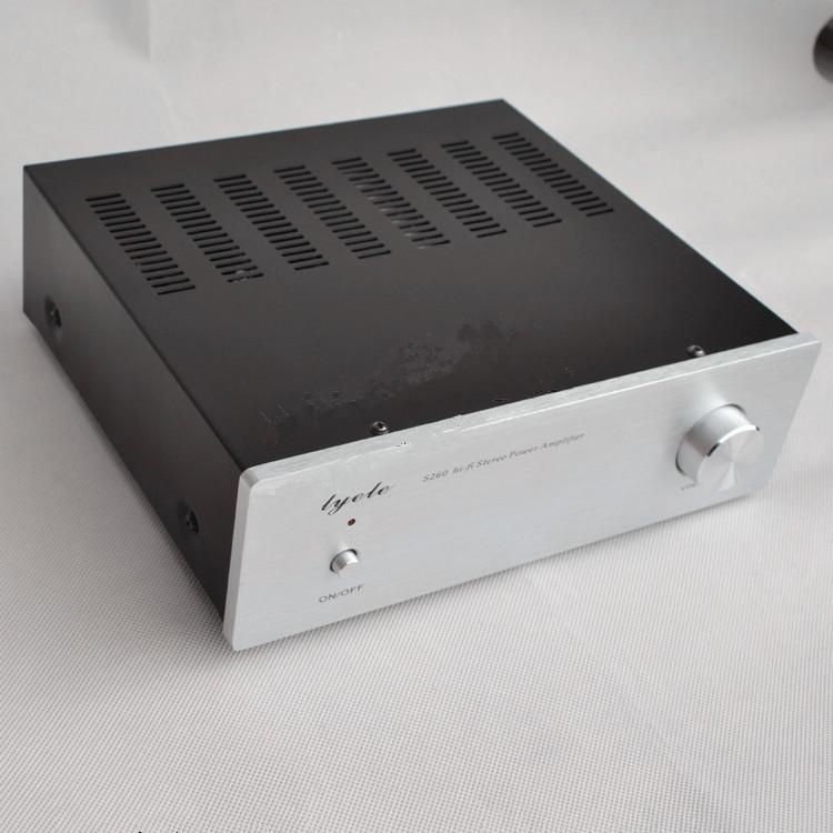 2018 150W * 2 high-fidelity amplifier DIY Fever HiFi amplifier NE5532 + TDA7293 BTL bile taste in parallel цена 2017