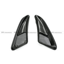 For Porsche 2006-2012 Cayman Boxster S EP Style Carbon Fiber Side Vent Car Styling In Stock цена в Москве и Питере