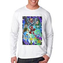 2019 Special Discount Mens T-Shirts O Neck Long Sleeve Superhero Spiderman Cartoon Printing Male T Shirt Tops Tees Men Tshirts
