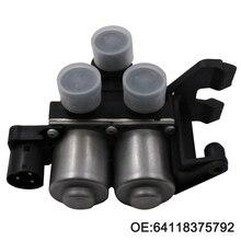 Новое высокое качество вентиляции и кондиционирования кран отопителя водяной контрольный клапан для BMW E36 318 323 325 328 M3 64118375792 64111387319 64118391419