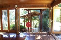 Алюминиевый с уплотнением рама двустворчатая дверь в гостиной со встроенным затвором, двустворчатая дверь дизайн наружные двери патио