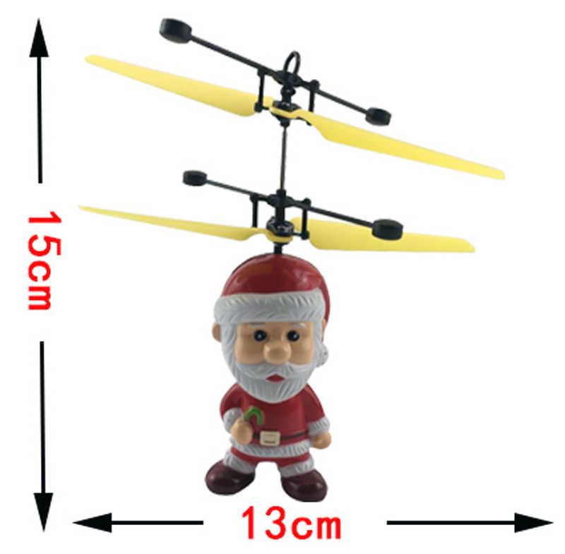 Mini Fliegen Blinkende hubschrauber Hand Control RC Spielzeug induktion mini Hubschrauber Quadcopter RC Drone Ar. eders mit LED Spielzeug Für Kinder