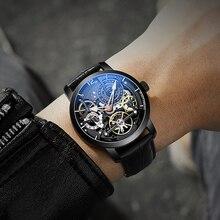 AILANG Men's Mechanical Watch Tourbillon luxury fashion men'
