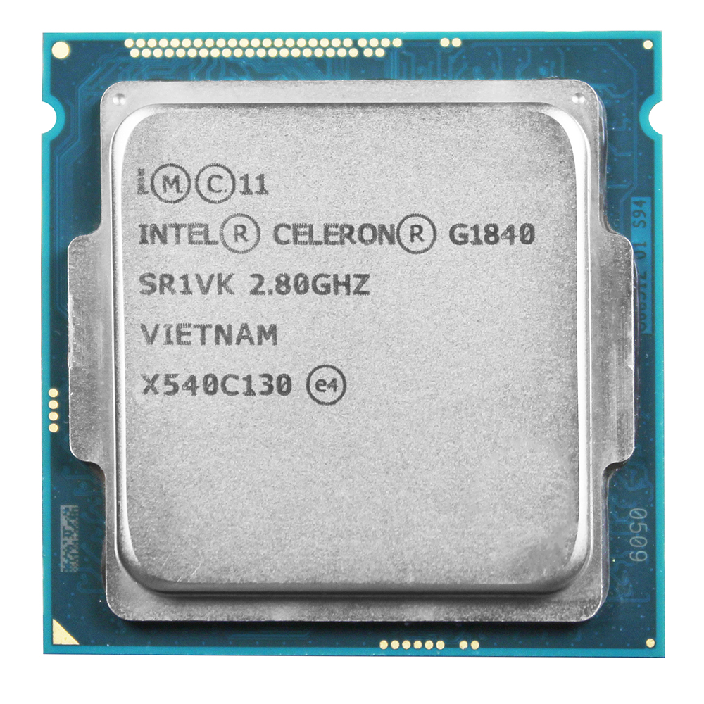 все цены на Original intel celeron G1840 Processor dual-core 1150 2.8G 1820/1830 CPU 65w warranty 1 year
