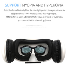 3D VR Glasses for Mobile Phone