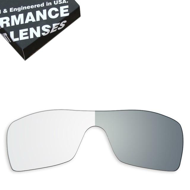 Lentes de Reposição para óculos Oakley Batwolf Óculos De Sol Fotocromáticas  ToughAsNails Cor Clara (Lente 057c8f004f