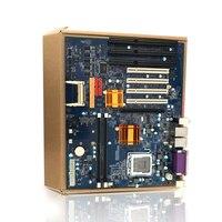 G41 Промышленная материнская плата с 2 * DDR3 4 * PCI 3 * ISA