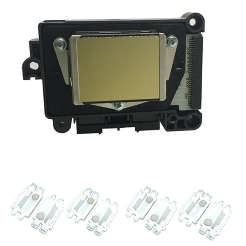 New Genuine F189010 Unlocked Printhead DX7 Solvent Based Print Head For Epson Stylus Pro B300 B310