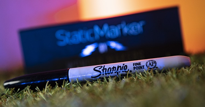 Static Marker By Wonder Makers Magic Tricks