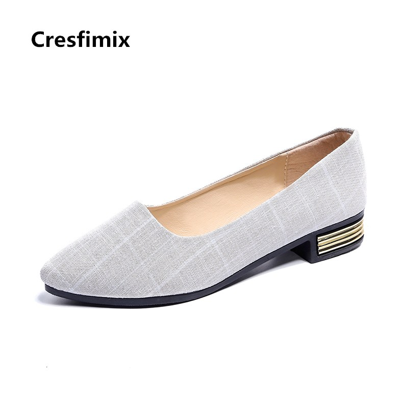 Cresfimix women cute spring & summer slip on flat shoes lady casual black comfortable shoes cool flats zapatos de mujer e2966 cresfimix zapatos de mujer women fashion black office flat shoes lady leisure spring and summer slip on flats female cute shoes