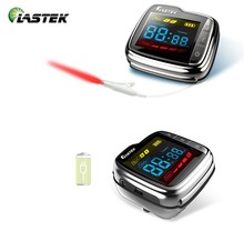 Lastek soft laser therapy watch Laser Therapy Device to Reduce high Blood Pressure , High Cholesterol