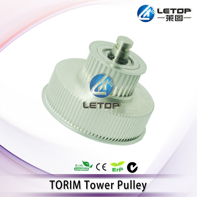 Used for TTORIM printer Tower shape pulley wheel