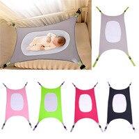 Baby Safety Hammock Sleeping Bed Detachable Portable Folding Crib Indoor Outdoor Hanging Seat Travel Garden Swing