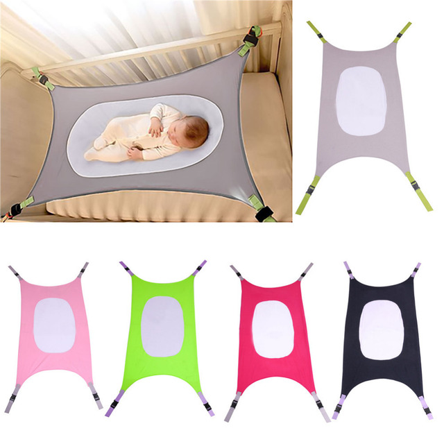 baby safety hammock sleeping bed detachable portable folding crib indoor outdoor hanging seat travel garden swing for kids in cradle from mother  u0026 kids on     baby safety hammock sleeping bed detachable portable folding crib      rh   aliexpress