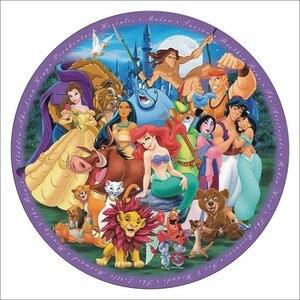 5ddiy алмазов картина принцессы disney камень мозаика, алмазная вышивка плакат, Декор для дома, украшение для детской комнаты, D014