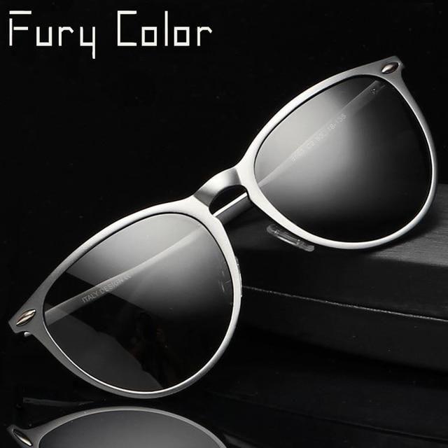 Aluminium Magnesium Polarized Sunglasses women men luxury Design brand retro  sun glasses Male Oculos De Sol 1cd8f70e13
