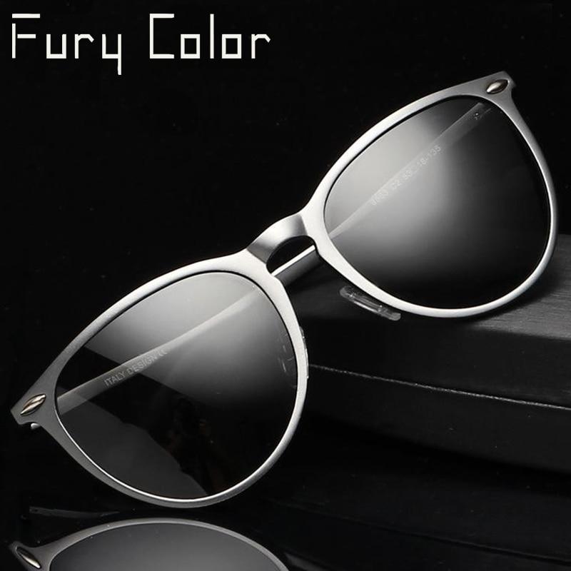 De alumínio E Magnésio Polarizada Óculos De Sol das mulheres dos homens  Rivet luxo marca de Design retro óculos de sol Masculino Óculos De Sol  Masculino ... 42d0d14e3c