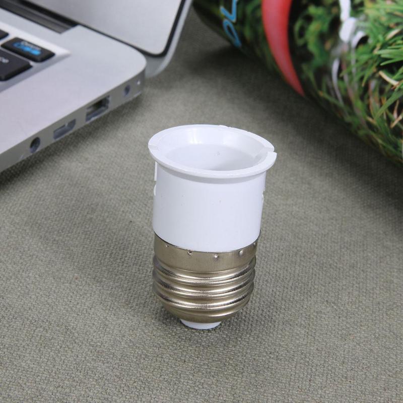 New E27 To B22 Led Lamp Bulb Base Conversion Holder Converter Socket Adapter Converter Light Adapter Lamp Holder Lighting Parts