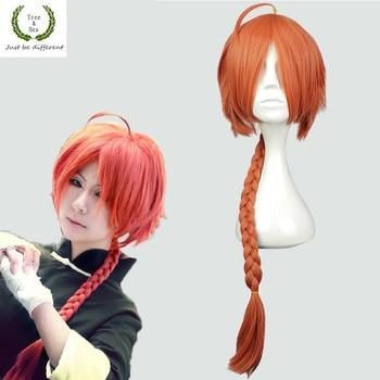 Peluca cosplay de Kamui de Gintama Gintama