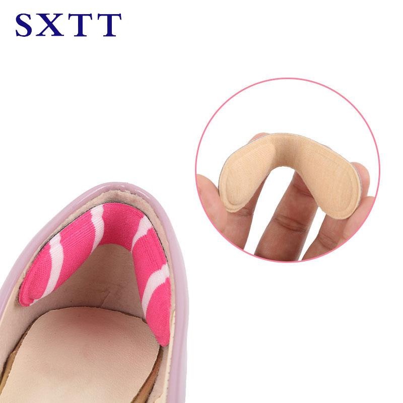Insoles Shoes Sponge Pads High Heel Soft Insert Anti-Slip Foot Protection Pain Relief Women shoes insert