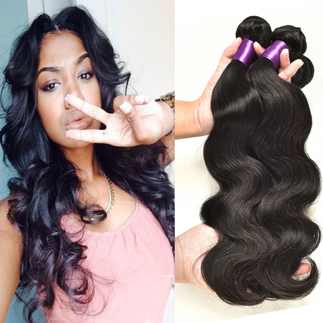 HOT! 15pcs lot brazilian body wave genesis virgin hair mixed 15 ...