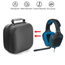 07c99df3cad Travel Bag Portable Case for Logitech G430 7.1 DTS Headphone Gaming Headset  Case Protective Cover Box