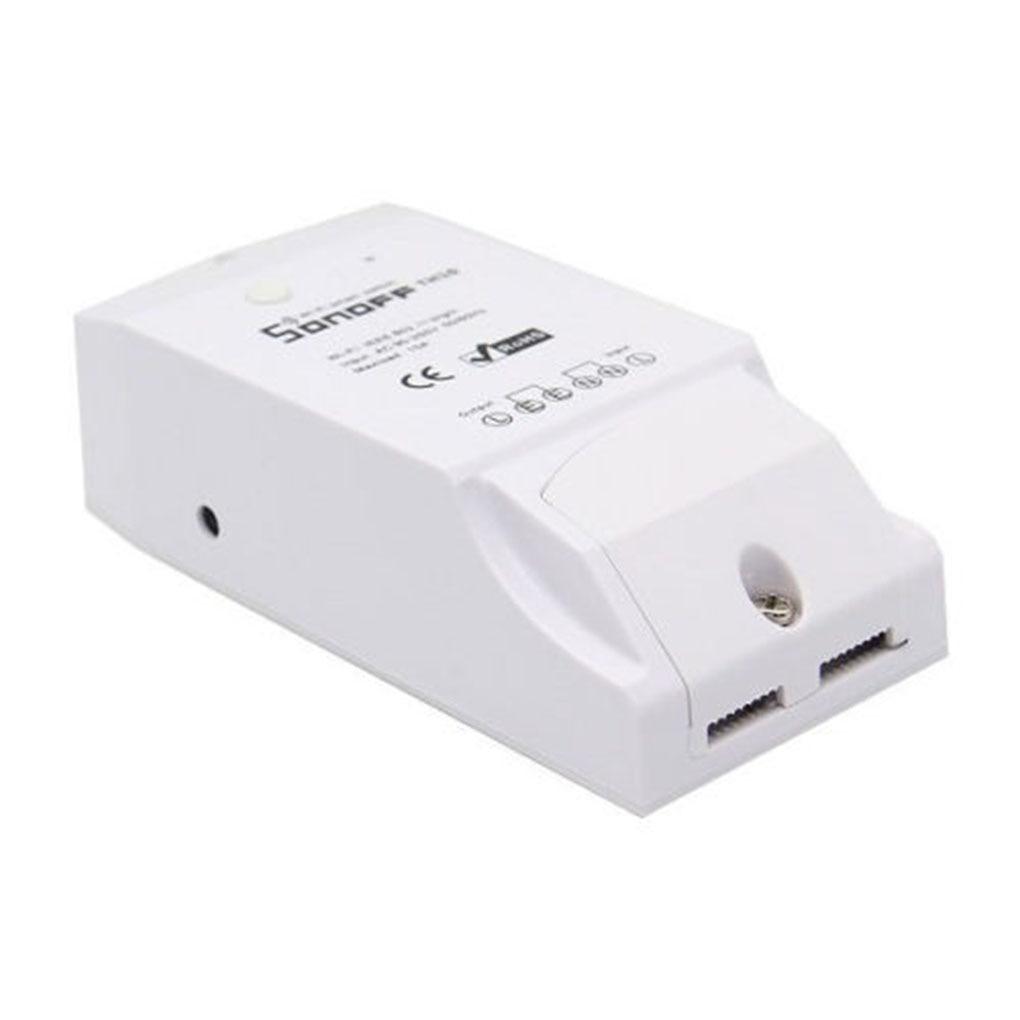 Remote Controller Sonoff TH16 Temperature Humidity Sensor Smart WIFI Switch