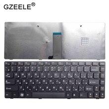 GZEELE teclado para ordenador portátil, para LENOVO G405G G480 G485 Z380 Z480 Z485 G490 G400 G405 V116920SS1 25202056 SK B6TSQ, ruso, RU