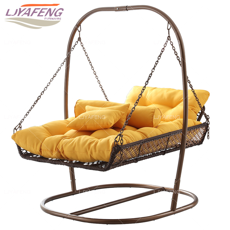 Two-person Hammocks.Hanging chair. Basket. The balcony outdoor residential furniture.. Hammock. Indoor cradle swing.Hammocks the silver chair